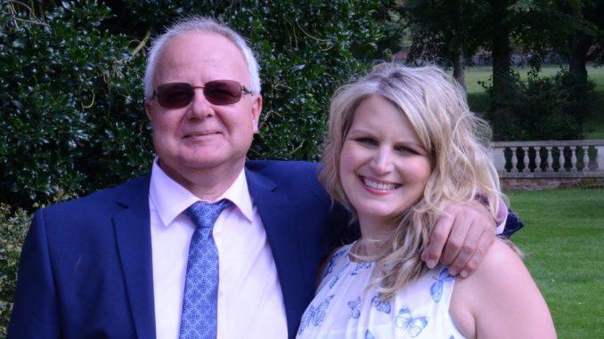 """Bolesna ćerka i tata heroj: """"Otac mi je dao bubreg i spasao mi život"""" 4"""