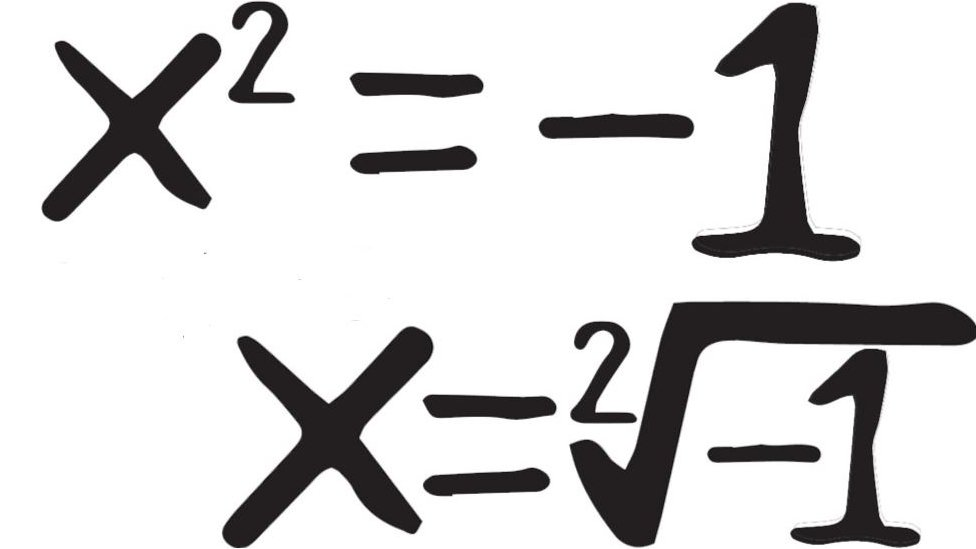 A mathematical equation representing an enigma
