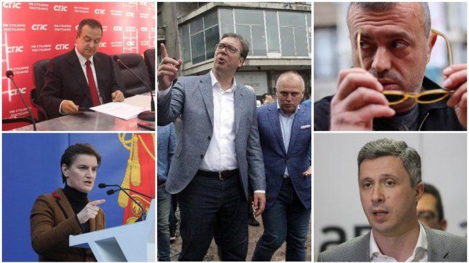 """""""Jedno je sigurno - 2020. će biti još burnija"""": Izbori, bojkot, Kosovo i komšijske svađe 4"""