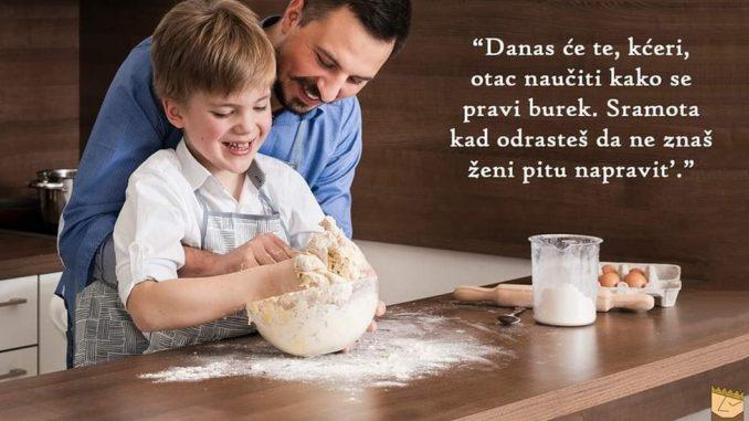 Muškarac, otac, kralj za BBC: Šta muškarci koji prave pitu govore o Balkanu i rodnim stereotipima 2