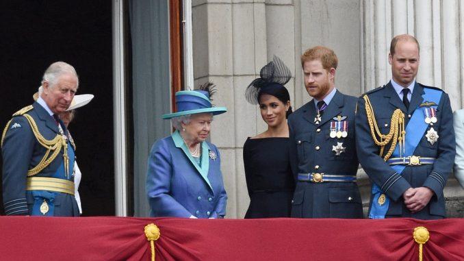 Hari i Megan: Kraljevski par traži izlaz 13