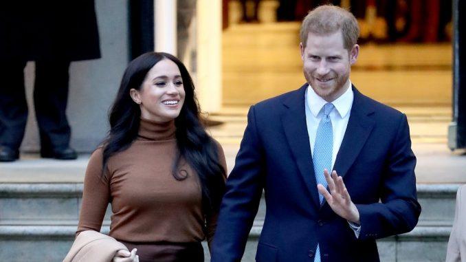 """Hari i Megan: Kraljica pristala na """"prelazni period"""" 2"""