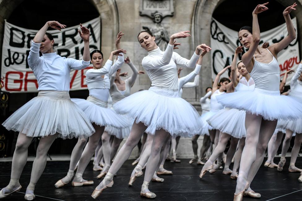 Balerine u Parizu