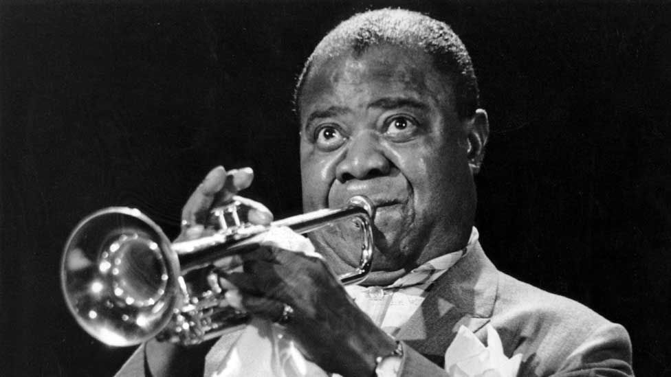 Louis Armstrong in 1965