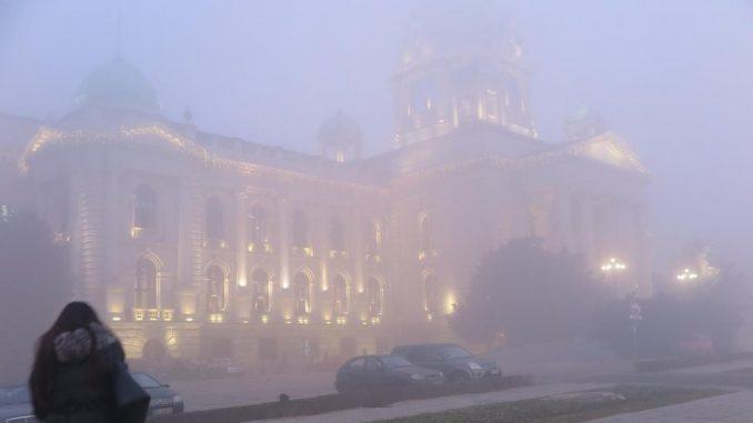 Zagađenje vazduha: Koliko je danas drugačije nego prethodnih godina 2