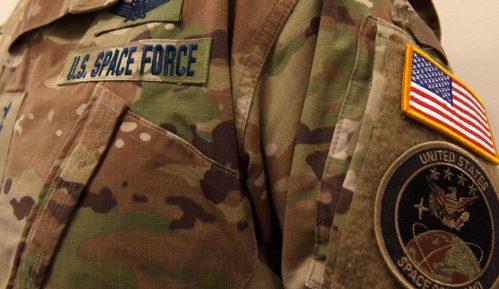 Sjedinjene Države i vojska: Uniforme svemirskih snaga izazvale podsmeh 6