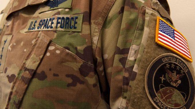 Sjedinjene Države i vojska: Uniforme svemirskih snaga izazvale podsmeh 4