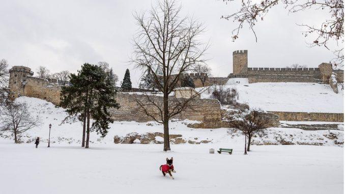 Vremenska prognoza i rekord: Kada će (konačno) pasti sneg u Beogradu 4
