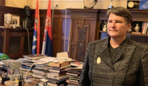 """Intervju petkom - rektorka Ivanka Popović: """"Nije fer osuđivati one koji bi da odu odavde"""" 8"""