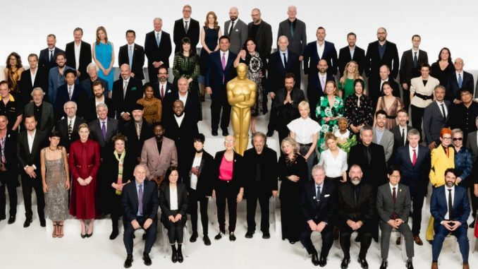 Oskar 2020: Deset zanimljivih stvari na grupnoj fotografiji 2
