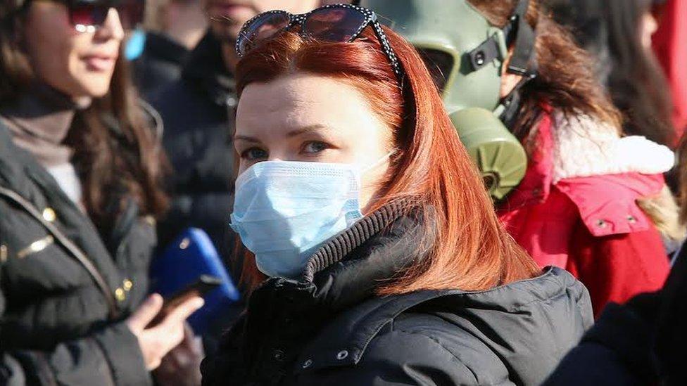 Protest Skoplje