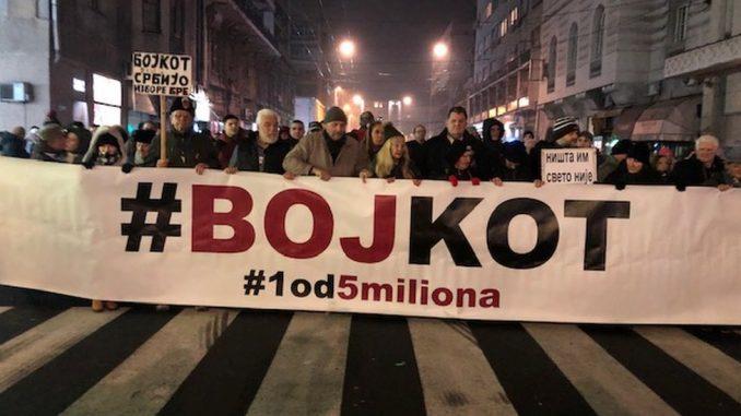 """Opozicija u Srbiji: Šta je ostalo od """"Sporazuma s narodom"""" 4"""