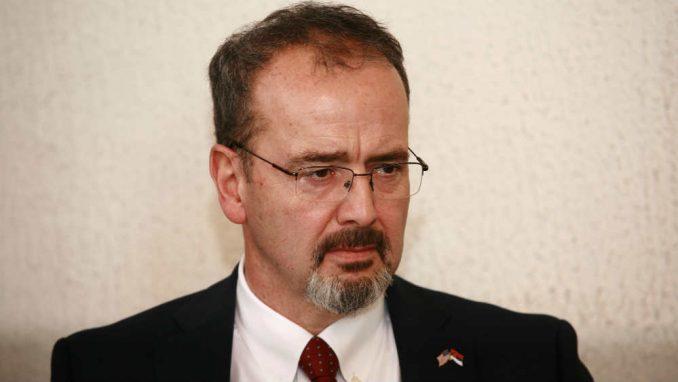 Ambasador SAD Godfri sutra u Vranju, Bujanovcu i Preševu 1