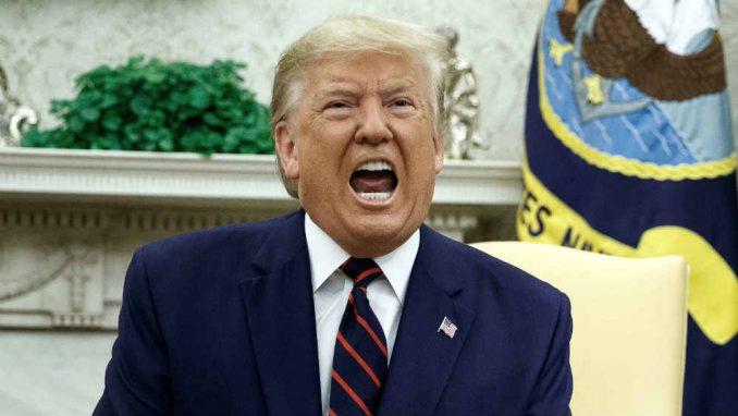 Tramp dovodi u pitanje miran prenos vlasti 4
