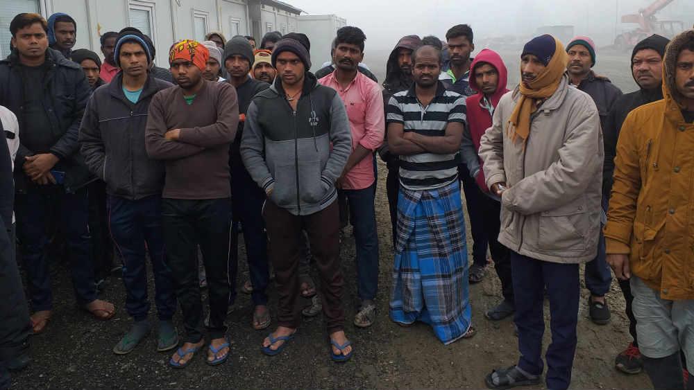 Zbog uslova rada u Srbiji, radnici iz Indije se vratili kući 1