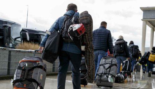 Broj dolazaka turista veći za 15 odsto u decembru 2019. nego u decembru 2018. godine 4