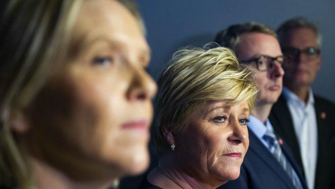 Napredna stranka izašla iz norveške vlade 3