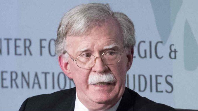 Bolton se plaši cenzure Bele kuće 2