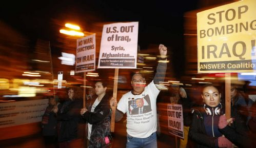 SAD i Iran rešeni da obustave vojna neprijateljstva 5