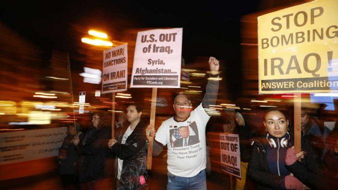 SAD i Iran rešeni da obustave vojna neprijateljstva 1