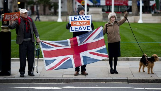 London prihvatio produženje privremene primene sporazuma nakon Bregzita 3