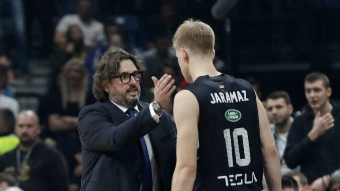 Partizan ubedljivio pobedio Zadar 3