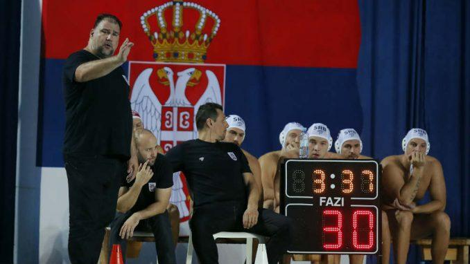 Srbija glavni favorit na Evropskom šampionatu u vaterpolu 3