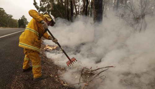 Ekološka fondacija DiKaprija daje tri miliona dolara za borbu protiv požara u Australiji 7