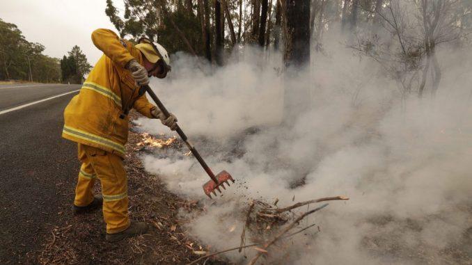 Ekološka fondacija DiKaprija daje tri miliona dolara za borbu protiv požara u Australiji 3