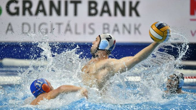 Vaterpolisti Srbije peti na Evropskom prvenstvu 3