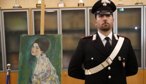 Slika slučajno pronađena u Italiji jeste original Gustava Klimta 7