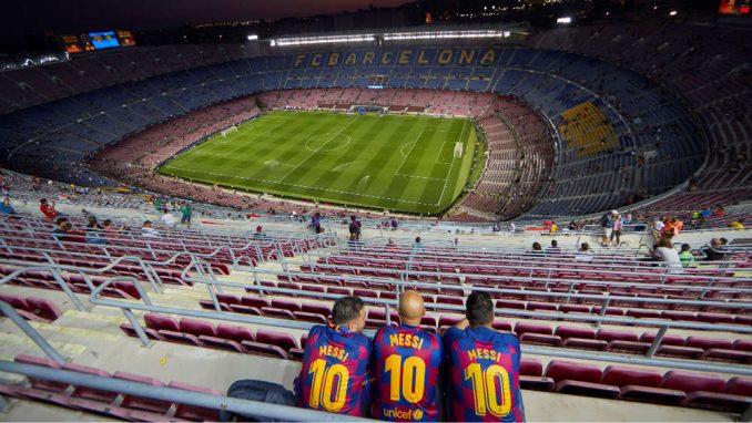 Sada pare rade za Barselonu 1