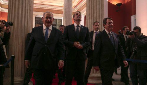 Grčka, Izrael i Kipar potpisali sporazum o gasovodu 'IstMed' 12