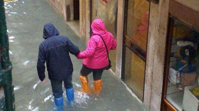 Venecija (3): Sve je bilo pod vodom 3