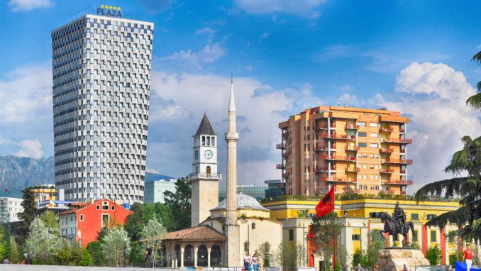 Tirana: Zemlja orlova i Sveti Vladimir 1