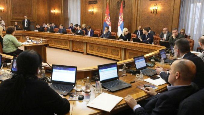 Vlada usvojila Strategiju za smanjenje odlaska građana iz Srbije 2