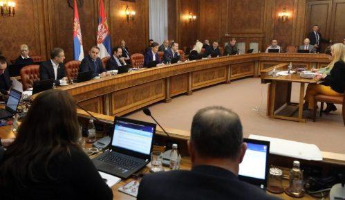 Vlada usvojila uredbu o tajnosti podataka i poslova značajnih za odbranu 1