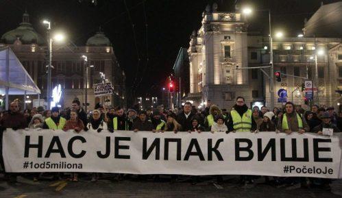 1 od 5 miliona: Šetnja i sveće za Olivera Ivanovića  (VIDEO, FOTO) 12