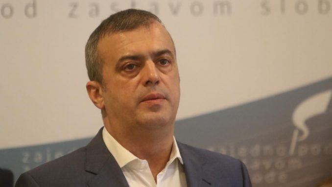 Trifunović  poslao pismo Tanji Fajon i Vladimiru Bilčiku 1