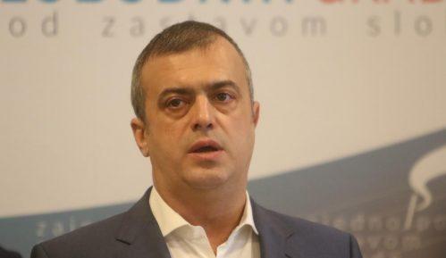 RIK proglasio listu 'Sergej Trifunović Pokret slobodnih građana' 14