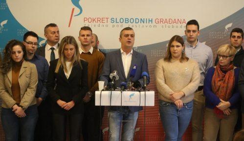 Trifunović: PSG neće učestvovati na izborima 15