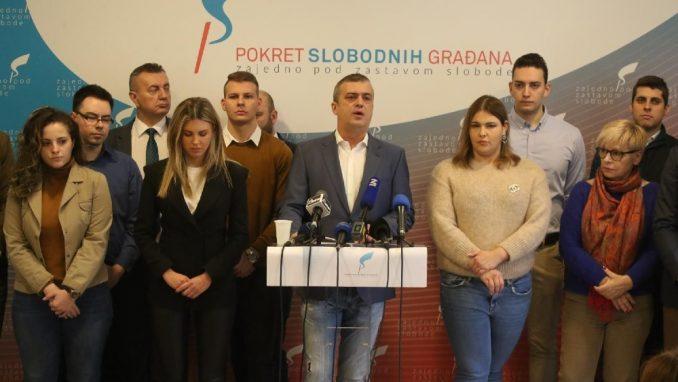 Trifunović: PSG neće učestvovati na izborima 2