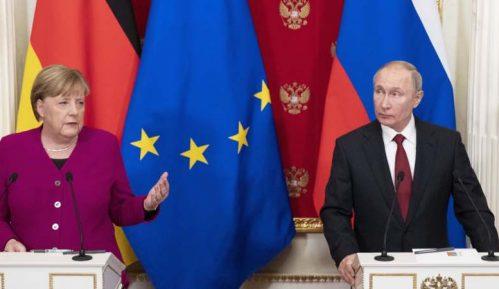 Putin: Severni tok 2 trebalo bi da bude završen najkasnije početkom 2021. 5