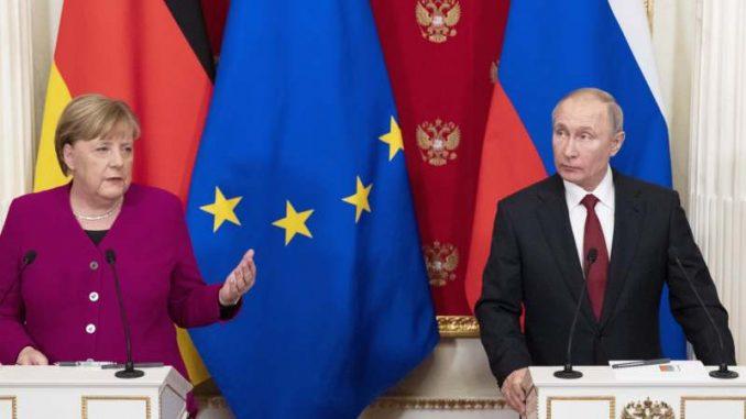 Putin: Severni tok 2 trebalo bi da bude završen najkasnije početkom 2021. 4