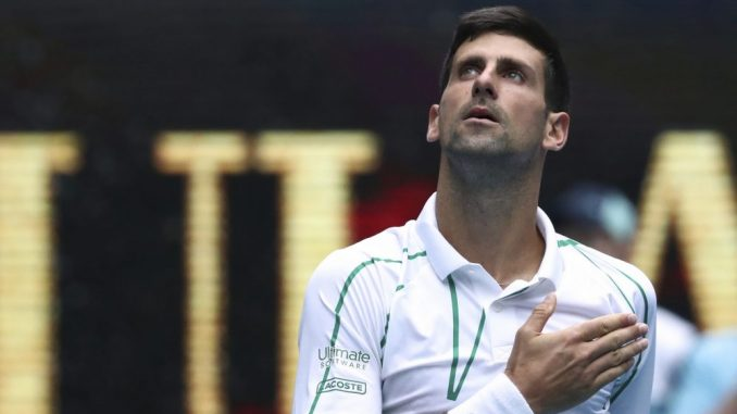 Đoković u trećem kolu Australijan Opena 3