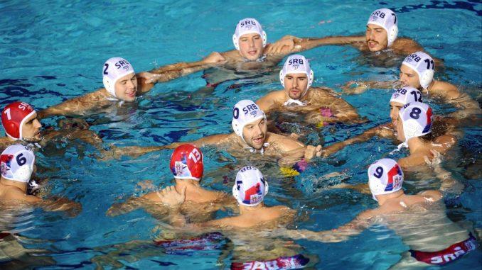 Vaterpolisti Srbije u četvrtfinalu Evropskog prvenstva 1