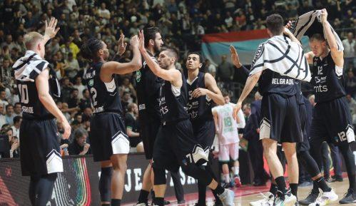 Partizan na svom terenu bolji od Darušafake 5