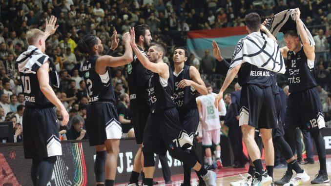Partizan traži odlaganje plej-ofa 1