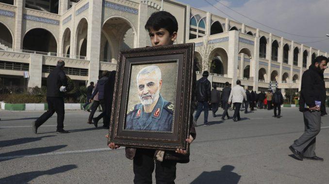 Vrhovni savet za nacionalnu bezbednost Irana zapretio da će osvetiti smrt Sulejmanija 4