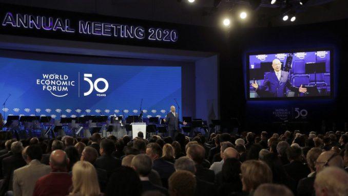 Pred Davos: Klima direktorima nije ni među deset glavnih problema 3